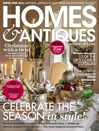 November 30, 2018 issue of Homes & Antiques