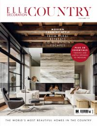Back Issues Of Elle Decoration Country