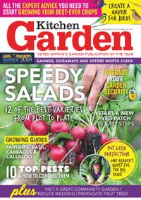 January 31, 2019 issue of Kitchen Garden