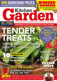 March 31, 2019 issue of Kitchen Garden