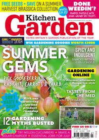June 30, 2019 issue of Kitchen Garden