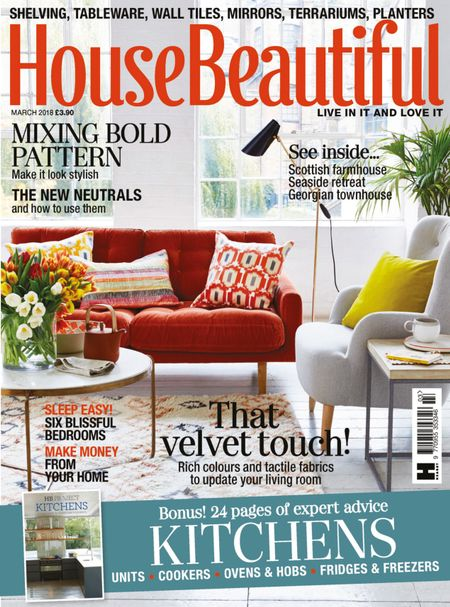 023a474f2874 Buy March 2018 - House Beautiful UK