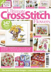 July 16, 2020 issue of Cross Stitch Crazy