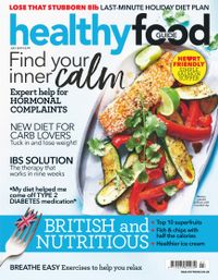 June 30, 2019 issue of Healthy Food Guide UK