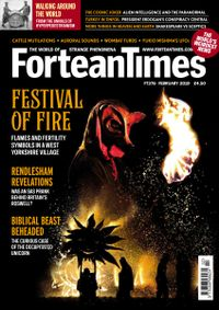 January 31, 2019 issue of Fortean Times