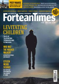March 31, 2019 issue of Fortean Times