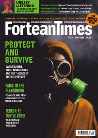 April 30, 2019 issue of Fortean Times