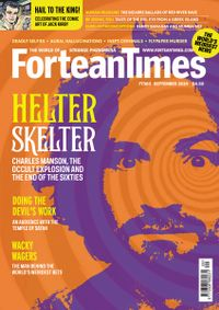 August 31, 2019 issue of Fortean Times