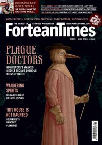 June 01, 2020 issue of Fortean Times