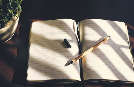 Keep a journal & BOOST your health