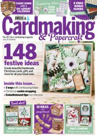 November 01, 2017 issue of Cardmaking & Papercraft