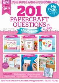 July 01, 2020 issue of Cardmaking & Papercraft