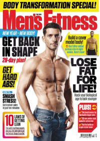 January 31, 2019 issue of Men's Fitness UK
