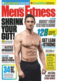 April 30, 2019 issue of Men's Fitness UK
