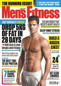 May 31, 2019 issue of Men's Fitness UK