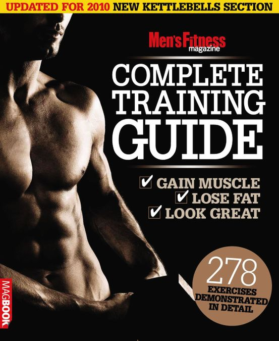 Men's Fitness Complete Training Guide 2nd edition