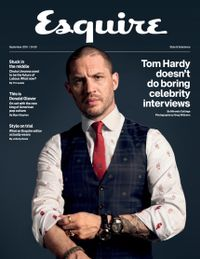 August 31, 2018 issue of Esquire UK