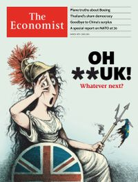 March 15, 2019 issue of The Economist - UK edition