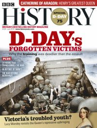 May 31, 2019 issue of BBC History Magazine