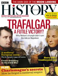 July 31, 2019 issue of BBC History Magazine