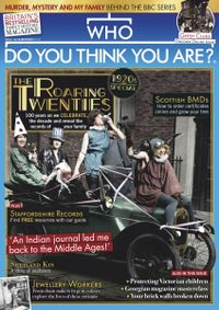 February 29, 2020 issue of Who Do You Think You Are?