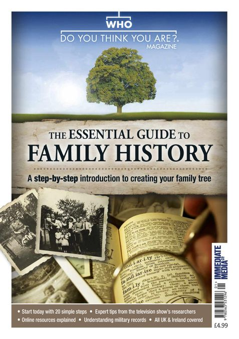 The Essential Guide to Family History