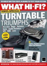 May 01, 2020 issue of What Hi-Fi? Sound and Vision