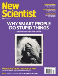 February 22, 2019 issue of New Scientist International Edition