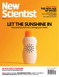 March 15, 2019 issue of New Scientist International Edition