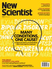 January 24, 2020 issue of New Scientist International Edition