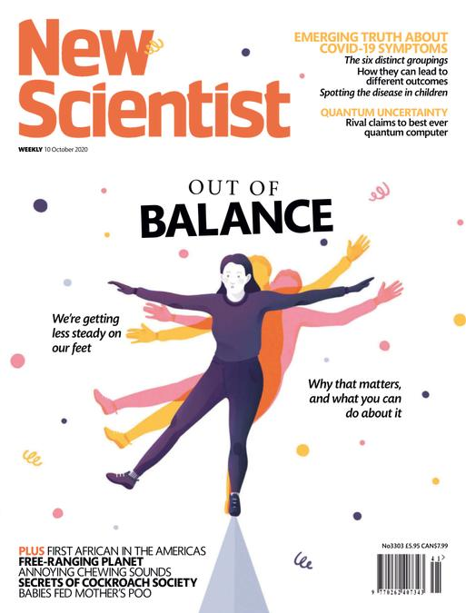 New Scientist International Edition