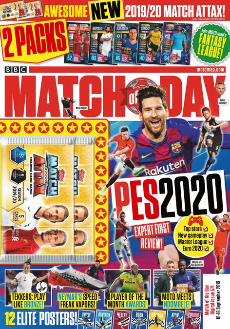 Match of the Day Magazine