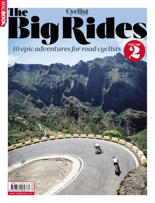 Cyclist: The Big Rides