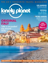 May 31, 2018 issue of Lonely Planet Traveller