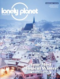 December 31, 2018 issue of Lonely Planet Traveller