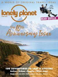 March 31, 2019 issue of Lonely Planet Traveller