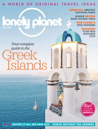 April 30, 2019 issue of Lonely Planet Traveller