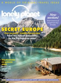 May 31, 2019 issue of Lonely Planet Traveller