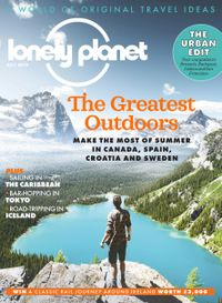 June 30, 2019 issue of Lonely Planet Traveller