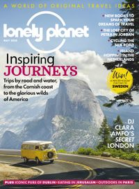 May 01, 2020 issue of Lonely Planet Traveller