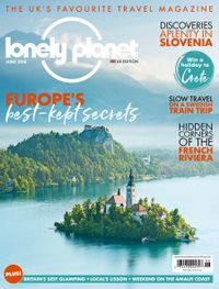 June 01, 2018 issue of Lonely Planet Traveller