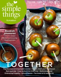 October 31, 2018 issue of The Simple Things