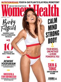 March 31, 2019 issue of Women's Health UK