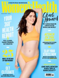 July 31, 2019 issue of Women's Health UK