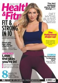 April 30, 2019 issue of Health & Fitness