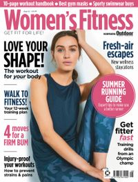 August 01, 2020 issue of Women´s Fitness
