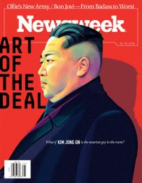 May 24, 2018 issue of Newsweek