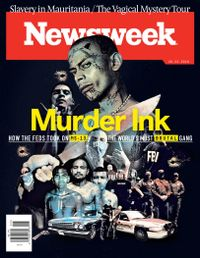 June 21, 2018 issue of Newsweek