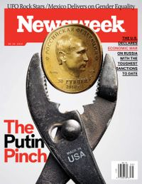 September 27, 2018 issue of Newsweek