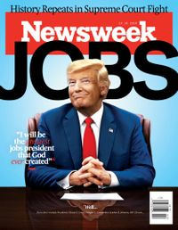 October 18, 2018 issue of Newsweek